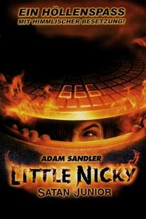 Little Nicky - Um Diabo Diferente - Poster / Capa / Cartaz - Oficial 2