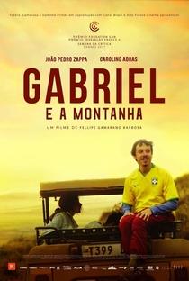 Gabriel e a Montanha - Poster / Capa / Cartaz - Oficial 1
