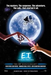 E.T.: O Extraterrestre - Poster / Capa / Cartaz - Oficial 8