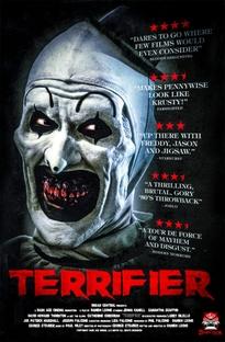 Terrifier - Poster / Capa / Cartaz - Oficial 1
