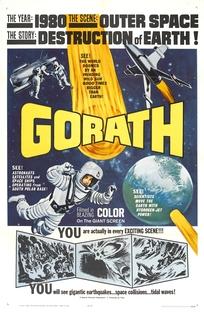 Gorath - Choque de Planetas - Poster / Capa / Cartaz - Oficial 1