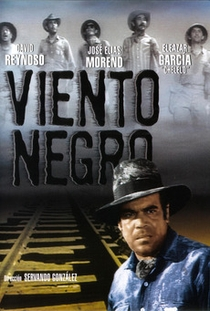 Viento negro - Poster / Capa / Cartaz - Oficial 1