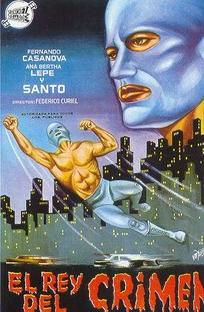 Santo Contra el Rey del Crimen - Poster / Capa / Cartaz - Oficial 1