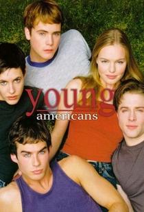 Young Americans - Poster / Capa / Cartaz - Oficial 2