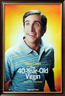 O Virgem de 40 Anos - Poster / Capa / Cartaz - Oficial 3