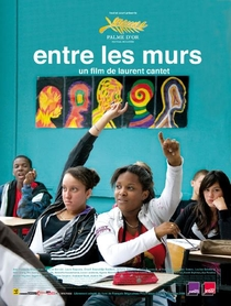 Entre os Muros da Escola - Poster / Capa / Cartaz - Oficial 2