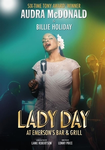 Lady Day at Emerson's Bar & Grill - Poster / Capa / Cartaz - Oficial 1