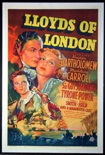 Lloyd's de Londres - Poster / Capa / Cartaz - Oficial 1