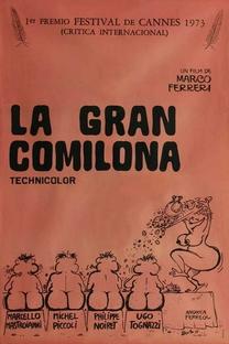 A Comilança - Poster / Capa / Cartaz - Oficial 5