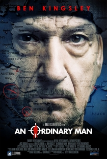 An Ordinary Man - Poster / Capa / Cartaz - Oficial 1