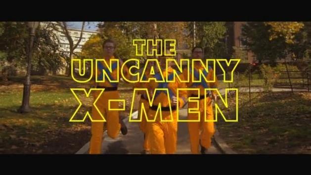 E se Wes Anderson dirigisse um filme dos X-Men?