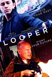 Looper - Assassinos do Futuro - Poster / Capa / Cartaz - Oficial 9