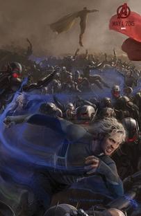 Vingadores: Era de Ultron - Poster / Capa / Cartaz - Oficial 14