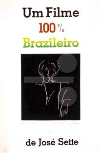 Um Filme 100% Brasileiro - Poster / Capa / Cartaz - Oficial 1