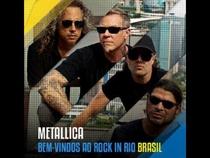 Metallica: Rock in Rio 2015 - Poster / Capa / Cartaz - Oficial 1