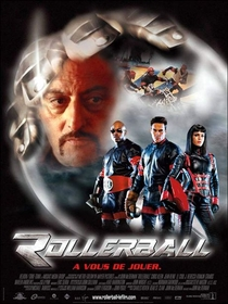 Rollerball - Poster / Capa / Cartaz - Oficial 2