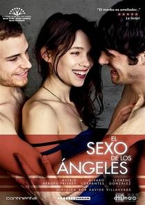 O Sexo dos Anjos - Poster / Capa / Cartaz - Oficial 3