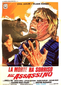 Death Smiled at Murder - Poster / Capa / Cartaz - Oficial 3