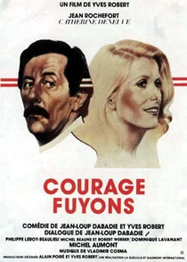 Vamos Fugir! - Poster / Capa / Cartaz - Oficial 1