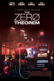 O Teorema Zero - Poster / Capa / Cartaz - Oficial 3
