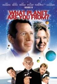 De que Planeta Você Veio? - Poster / Capa / Cartaz - Oficial 1