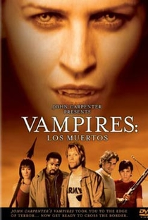 Vampiros: Os Mortos - Poster / Capa / Cartaz - Oficial 1
