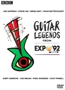 Guitar Legends, Seville 1991 - Poster / Capa / Cartaz - Oficial 1