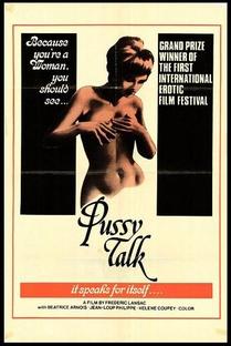 Pussy Talk - Poster / Capa / Cartaz - Oficial 3