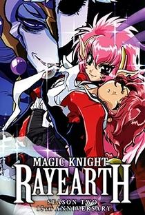 Guerreiras Mágicas de Rayearth (2ª Temporada) - Poster / Capa / Cartaz - Oficial 1