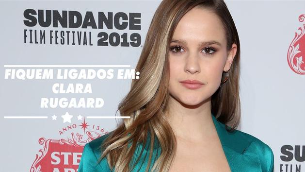 Da Dinamarca para Hollywood: Prestem atenção em Clara Rugaard