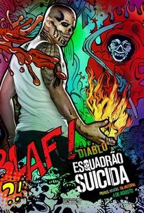 Esquadrão Suicida - Poster / Capa / Cartaz - Oficial 57