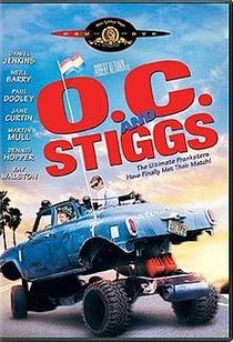 O.C. and Stiggs - Poster / Capa / Cartaz - Oficial 2