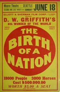 O Nascimento de uma Nação - Poster / Capa / Cartaz - Oficial 11