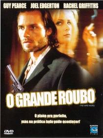 O Grande Roubo - Poster / Capa / Cartaz - Oficial 3