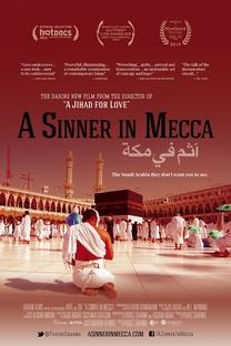 A Sinner in Mecca - Poster / Capa / Cartaz - Oficial 1