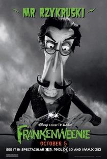 Frankenweenie - Poster / Capa / Cartaz - Oficial 12