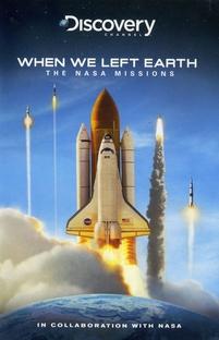 NASA - 50 anos de Missões Espaciais - Poster / Capa / Cartaz - Oficial 1