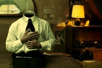The Man Without a Head - Poster / Capa / Cartaz - Oficial 1