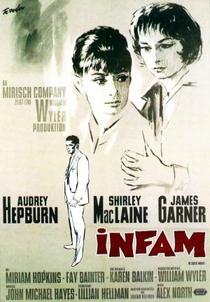 Infâmia - Poster / Capa / Cartaz - Oficial 4