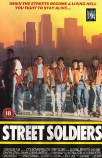Street Soldiers - Poster / Capa / Cartaz - Oficial 2