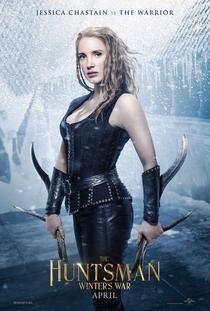 O Caçador e a Rainha do Gelo - Poster / Capa / Cartaz - Oficial 10