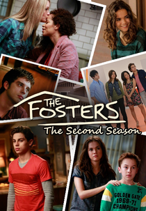 The Fosters (2ª Temporada) - Poster / Capa / Cartaz - Oficial 2