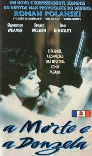 A Morte e a Donzela - Poster / Capa / Cartaz - Oficial 2