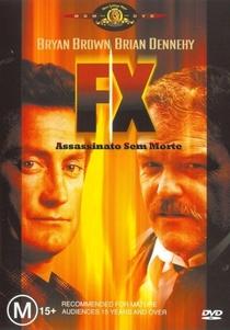 FX - Assassinato Sem Morte - Poster / Capa / Cartaz - Oficial 1