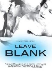 Leave Blank - Poster / Capa / Cartaz - Oficial 2