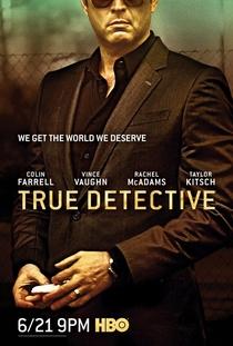 True Detective (2ª Temporada) - Poster / Capa / Cartaz - Oficial 8