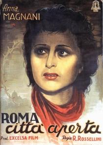 Roma, Cidade Aberta - Poster / Capa / Cartaz - Oficial 12