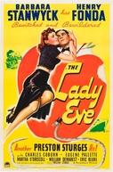 As Três Noites de Eva (The Lady Eve)