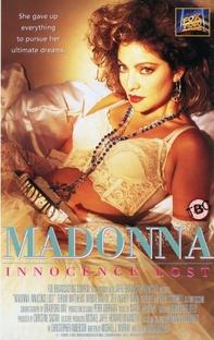 Madonna - A Inocência Perdida - Poster / Capa / Cartaz - Oficial 1