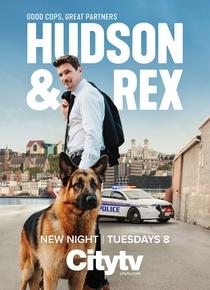 Hudson & Rex (2ª Temporada) - Poster / Capa / Cartaz - Oficial 1